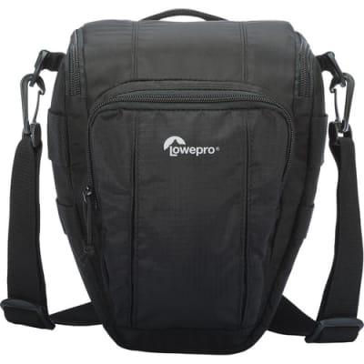 LOWEPRO TOPLOADER ZOOM™ 50 AW II (BLACK)