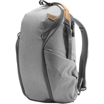 PEAK DESIGN EVERYDAY BACKPACK 15L ZIP V2 // ASH