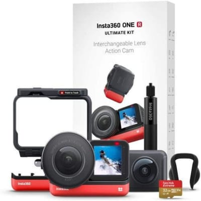 INSTA360 ONE R ULTIMATE KIT