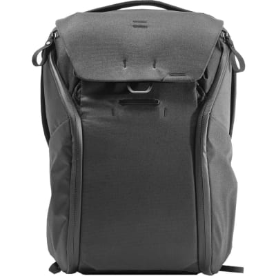 PEAK DESIGN EVERYDAY BACKPACK 20L V2 // BLACK