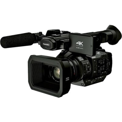 PANASONIC AG UX180 4K PROFESSIONAL CAMCORDER
