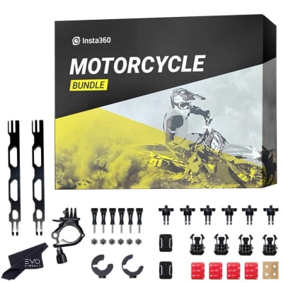INSTA360 MOTORCYCLE MOUNT BUNDLE