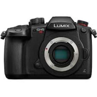 Panasonic Lumix GH5S 4K Mirrorless ILC Camera Body