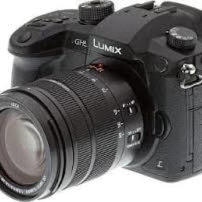 PANASONIC LUMIX GH5 WITH 12-60MM F2.8-4.0 LENS 4K MIRRORLESS CAMERA WITH LECIA VARIO-ELMARIT (DC-GH5LK)