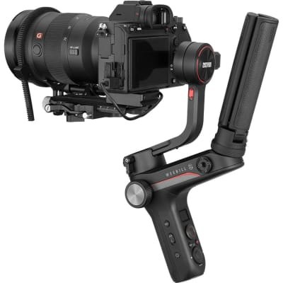ZHIYUN WEEBILL S MIRRORLESS AND DSLR GIMBAL