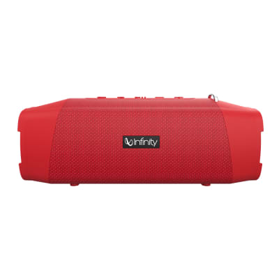 INFINITY CLUBZ 750 PORTABLE BLUETOOTH SPEAKER RED BY HARMAN JBL