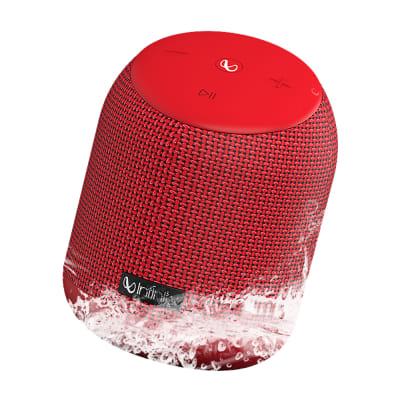 INFINITY CLUBZ 250 PORTABLE BLUETOOTH SPEAKER RED BY HARMAN JBL