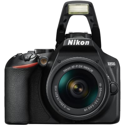 NIKON D3500 WITH 18-55MM