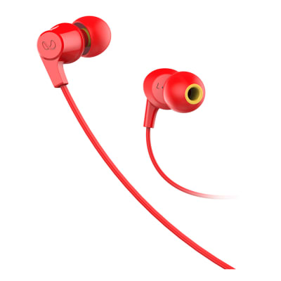 INFINITY WYND 300 EARPHONE RED BY HARMAN JBL