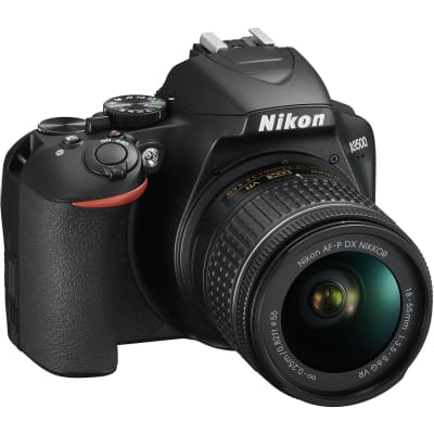 NIKON D3500 18-55MM AND 70-300MM COMBO