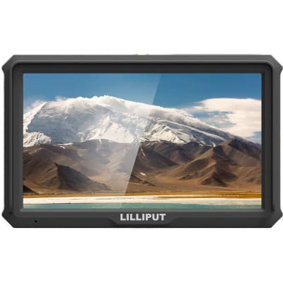 "LILLIPUT 5"" 4K HDMI FULL HD ON-CAMERA MONITOR"
