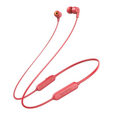 INFINITY TRANZ 300 WIRELESS BLUETOOTH EARPHONE RED BY HARMAN JBL