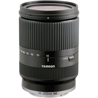 TAMRON 18-200MM F/3.5-6.3 DIII VC FOR SONY A-MOUNT