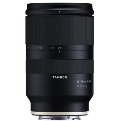 TAMRON 28-75MM F/2.8 DI III RXD FOR SONY E-MOUNT (FULL FRAME)