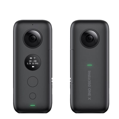 INSTA 360 ONE X ACTION CAMERA