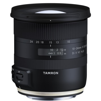 TAMRON 10-24MM F/3.5-4.5 DIII VC HLD FOR CANON (APS-C)