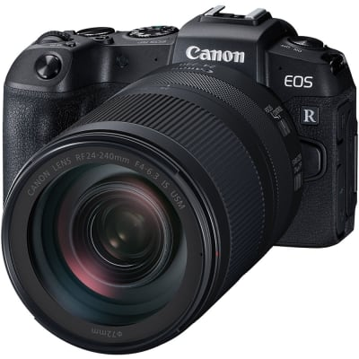 CANON EOS RP WITH 24-240MM
