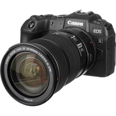 CANON EOS RP WITH 24-105MM STM