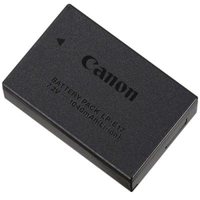 CANON BATTERY PACK LP-E17