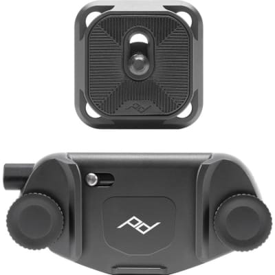 PEAK DESIGN CAPTURE CAMERA CLIP V3 CP-BK-3 (BLACK)
