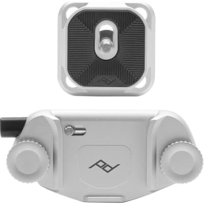 PEAK DESIGN CAPTURE CAMERA CLIP V3 CP-S-3 (ASH)