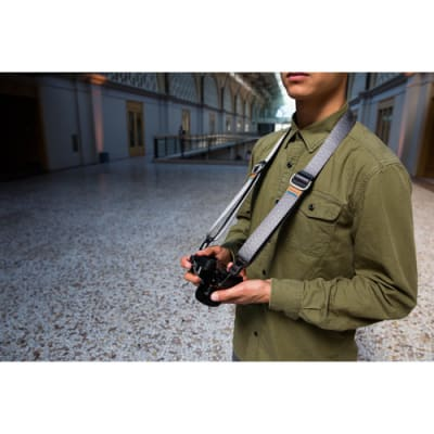 PEAK DESIGN SL-AS-3 SLIDE CAMERA STRAP (ASH)