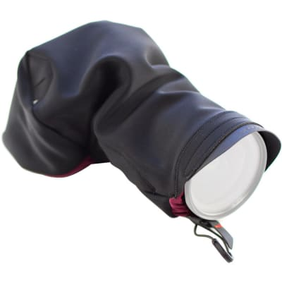 PEAK DESIGN SHELL SMALL FORM-FITTING RAIN AND DUST COVER (BLACK) SH-S-1