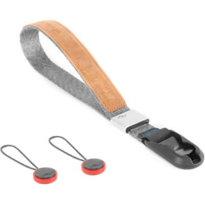 PEAK DESIGN CUFF CAMERA WRIST STRAP (CF-AS-3)