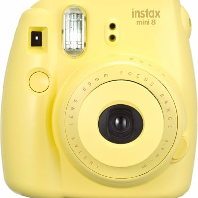 FUJIFILM MINI 8 (YELLOW)
