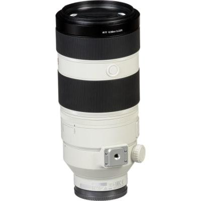 SONY 100-400MM F4.5-5.6 FE GM OSS