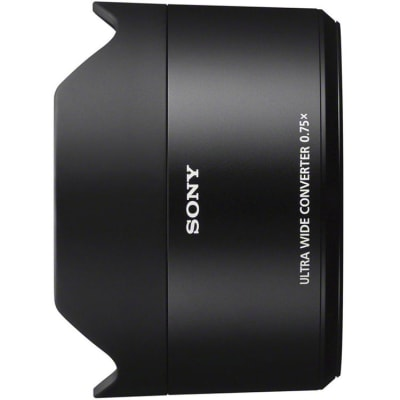 SONY12MM ULTRA WIDE CONVERTER FE - SEL075UWC FOR SEL28F20