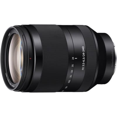SONY 24-240MM F3.5-6.3 OSS SEL24240 FE
