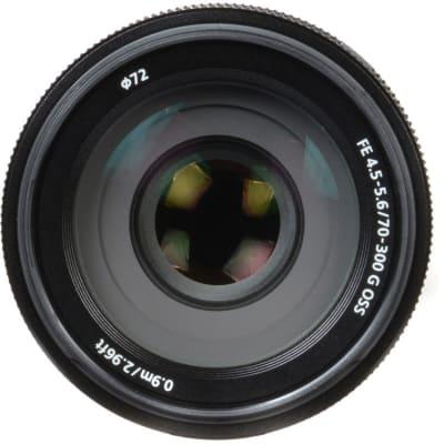 SONY 70-300MM F4.5-5.6 G OSS FE SEL70300G