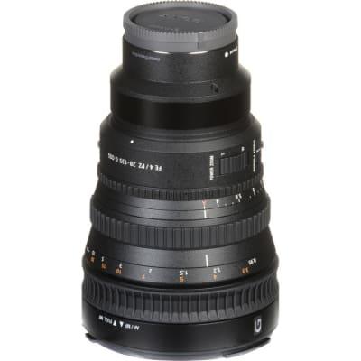 SONY 28-135MM F4 G OSS FE PZ SELP28135G