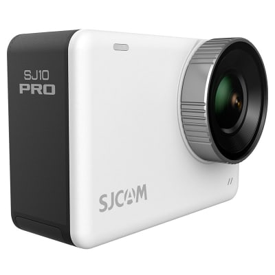 SJCAM SJ10 PRO 4K  SPORTS CAMCORDER WHITE