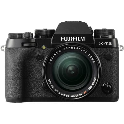 FUJI X-T2 WITH 18-55MM KIT EE BLACK