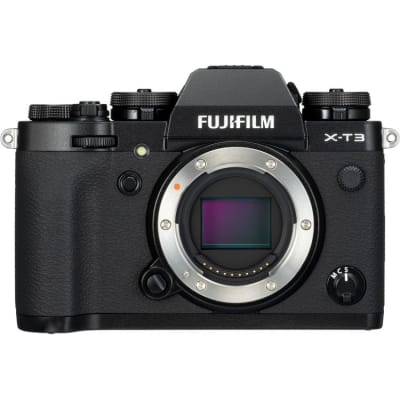 FUJI X-T3 BODY ONLY BLACK