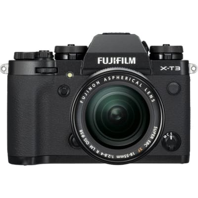 FUJI X-T3 WITH 18-55MM KIT EE C BLACK