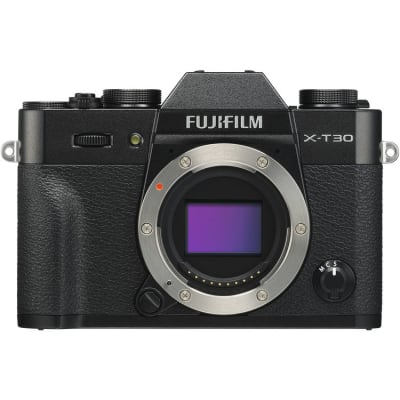 FUJI X-T30 BODY ONLY BLACK