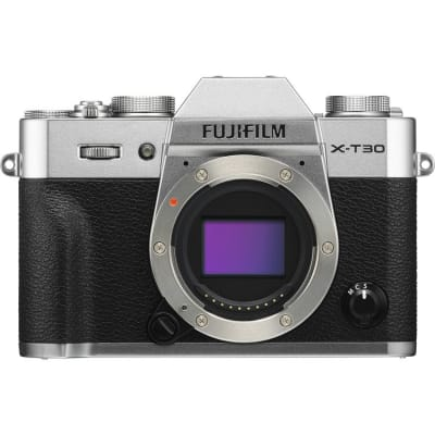 FUJI X-T30 BODY ONLY SILVER