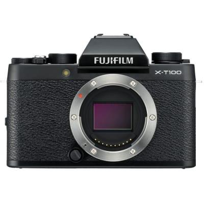 FUJI X-T100 BODY ONLY BLACK