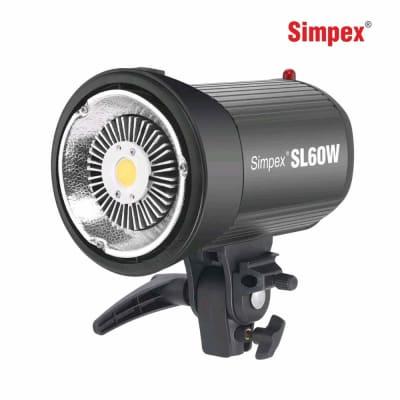 SIMPEX SL60W 60 WATT WHITE CONTINUOUS LED LIGHT