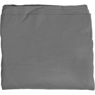 RELIABLE 6X10 GREY CLOTH BACKGROUND (6FT X 10FT)