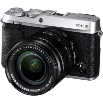 FUJI XE3 WITH 18-55MM KIT SILVER