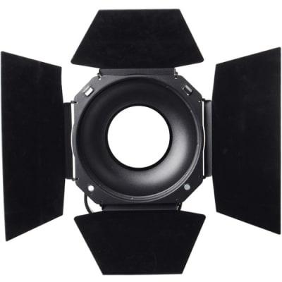 APUTURE BARNDOORS, GRID, AND GEL HOLDER FOR LS 120D/II AND LS 300D/II LED LIGHTS