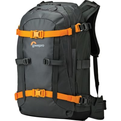 LOWEPRO BACKPACK WHISTLER BP 350 AW II GREY