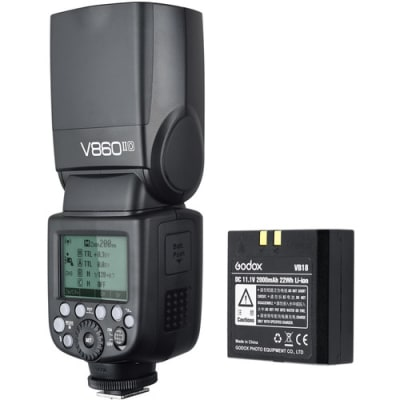 GODOX V860II KIT FOR FUJI