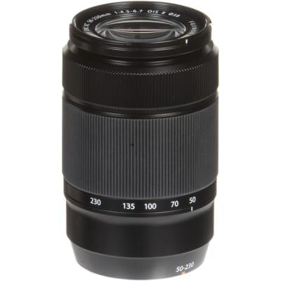 FUJI XC 50-230MM F/4.5-6.7 OIS II BLACK