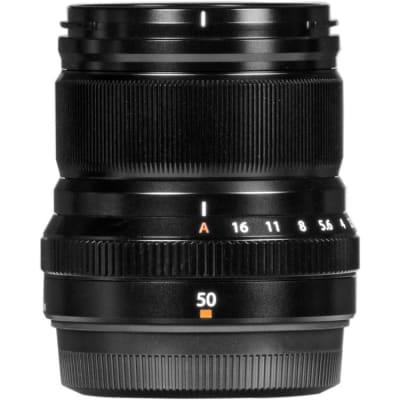 FUJI XF 50MM F/2 R WR BLACK