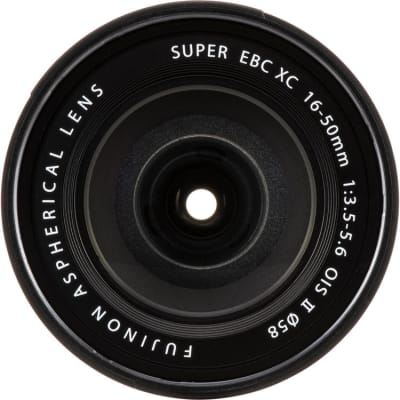 FUJI XC 16-50MM F/3.5-5.6 OIS BLACK CD